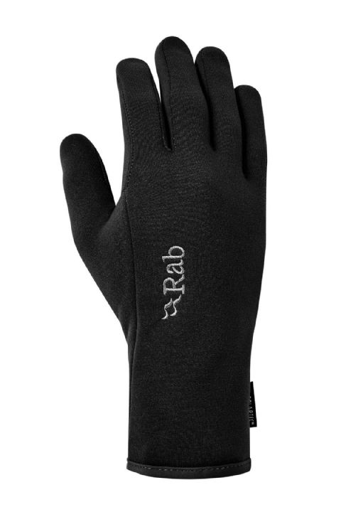 Rab Unisex Powerstretch Contact Glove - Touch Screen Compatible